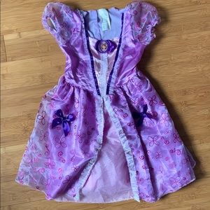 Purple Sofia The First Dress Costume